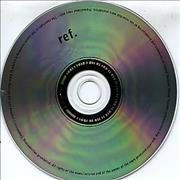 Del Amitri Singles 8998 - Ref. Disc UK CD album Promo