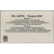 Del Amitri Singles 8998 USA cassette album Promo