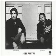 Del Amitri Some Other Suckers Parade USA press pack Promo