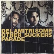 Del Amitri Some Other Suckers Parade UK vinyl LP