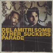 Del Amitri Some Other Suckers Parade UK CD album