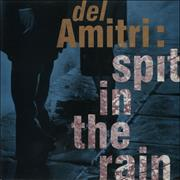 "Del Amitri Spit In The Rain UK 7"" vinyl"