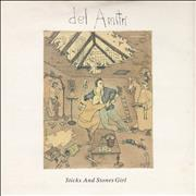 "Del Amitri Sticks And Stones Girl UK 7"" vinyl"