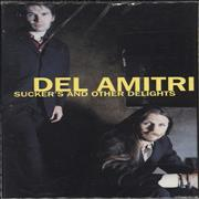 Click here for more info about 'Del Amitri - Sucker's And Other Delights'