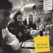 Del Amitri Tell Her This - Inc Postcards UK CD single