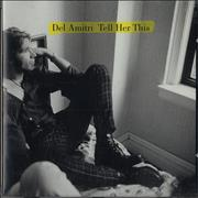 Del Amitri Tell Her This USA CD single