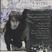 Del Amitri Twisted + Bonus Disc UK 2-CD album set