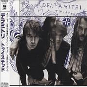 Del Amitri Twisted Japan CD album Promo