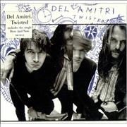 Del Amitri Twisted Germany CD album