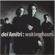 Del Amitri Waking Hours - 2nd Netherlands vinyl LP