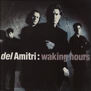 Click here for more info about 'Del Amitri - Waking Hours - 2nd'