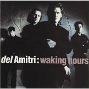 Del Amitri Waking Hours USA CD album Promo