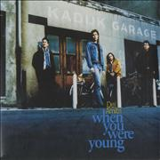 Del Amitri When You Were Young UK 2-CD single set