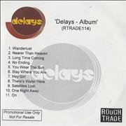 Click here for more info about 'Delays - Album (Faded Seaside Glamour)'