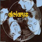 Click here for more info about 'Delays - Hey Girl'
