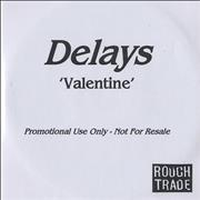 Click here for more info about 'Delays - Valentine'