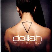 Click here for more info about 'Delilah - Quantity Of 6 Promo CD Singles'