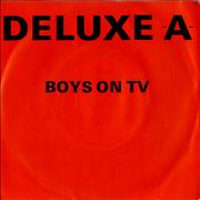 Click here for more info about 'Deluxe A - Boys On TV'