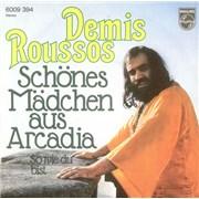 Click here for more info about 'Demis Roussos - Schönes Mädchen Aus Arcadia'