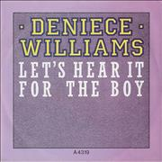 Click here for more info about 'Deniece Williams - Let's Hear It For The Boy'
