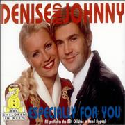 Click here for more info about 'Denise + Johnny - Especially For You'