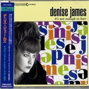 Click here for more info about 'Denise James - It's Not Enough To Love'