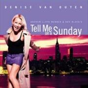 Click here for more info about 'Denise Van Outen - Tell Me On A Sunday'