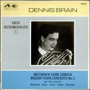 Click here for more info about 'Dennis Brain - Great Instrumentalists: Vol. 1'