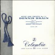 Click here for more info about 'Dennis Brain - Mozart Horn Concertos Nos 1-4'