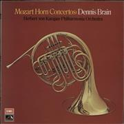 Click here for more info about 'Mozart Horn Concertos - 1st'