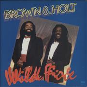Click here for more info about 'Dennis Brown - Wild Fire'