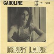 Click here for more info about 'Denny Laine - Caroline'