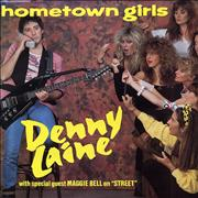 Click here for more info about 'Denny Laine - Hometown Girls'