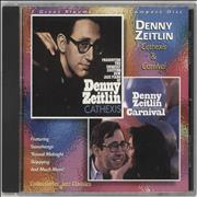 Denny Zeitlin Cathexis & Carnival USA CD album