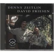 Denny Zeitlin Denny Zeitlin David Friesen UK CD album
