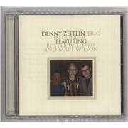 Denny Zeitlin In Concert USA CD album