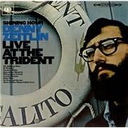 Denny Zeitlin Shining Hour - Live At The Trident UK vinyl LP