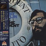 Denny Zeitlin Shining Hour - Live At The Trident Japan CD album
