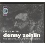 Denny Zeitlin The Columbia Studio Trio Sessions, Mosaic Select 34 USA 3-CD set