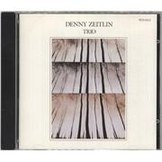 Denny Zeitlin Trio USA CD album