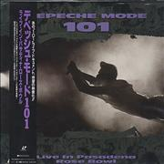 Click here for more info about 'Depeche Mode - 101 - Live In Pasadena Rose Bowl'