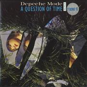 Click here for more info about 'Depeche Mode - A Question Of Time (Remix) - Stickered'