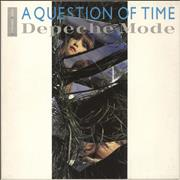 Click here for more info about 'Depeche Mode - A Question Of Time'