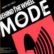 Click here for more info about 'Depeche Mode - Behind The Wheel - Remix - 4-track'