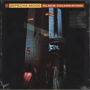 Click here for more info about 'Depeche Mode - Black Celebration - 180 Gram - Sealed'