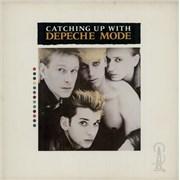 Depeche Mode Catching Up With USA vinyl LP