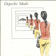 Click here for more info about 'Depeche Mode - Dreaming Of Me - VG'