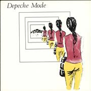 Click here for more info about 'Depeche Mode - Dreaming Of Me'