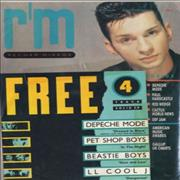 Record Mirror RM Magazine + The RM EP UK magazine Promo