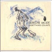 Click here for more info about 'Depeche Mode - Everything Counts - 1st + P/S'
